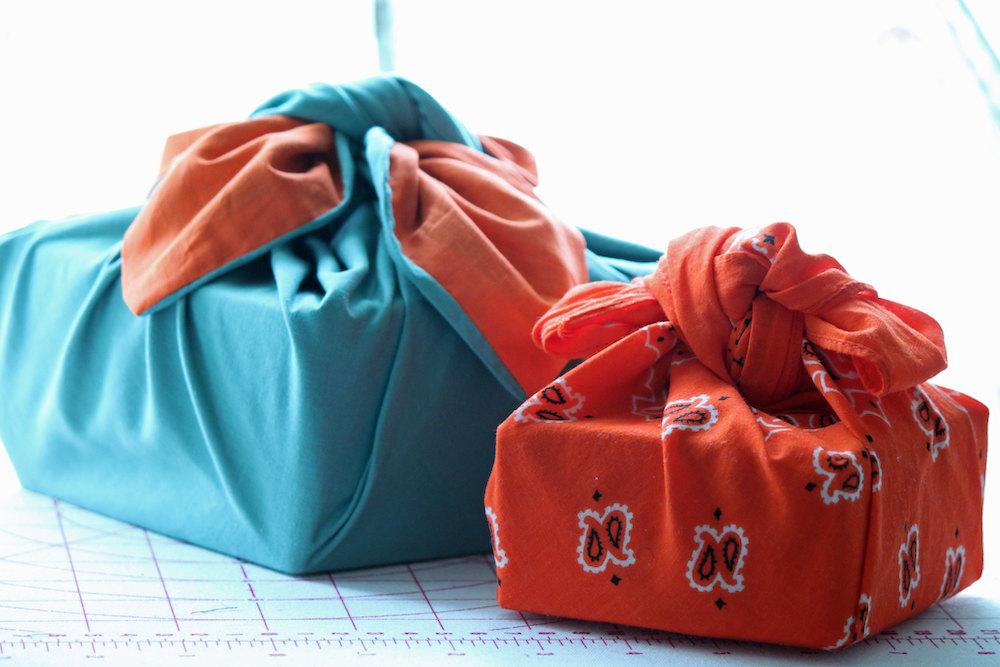 Comment le furoshiki embelli les cadeaux sous le sapin ?