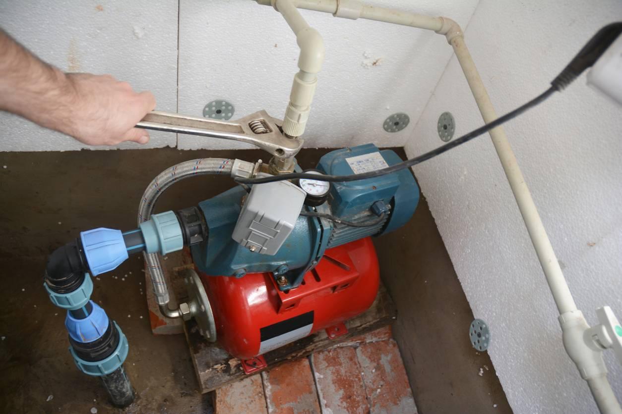 pompe à eau arrosage