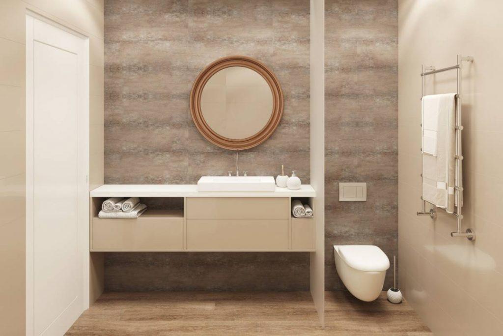 Petite salle de bain : comment gagner de la place ?