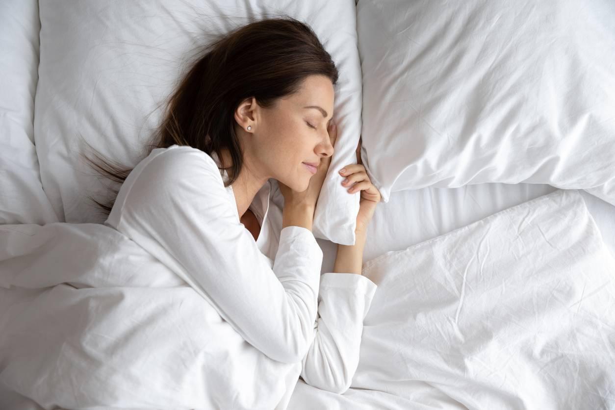 couette pour bien dormir