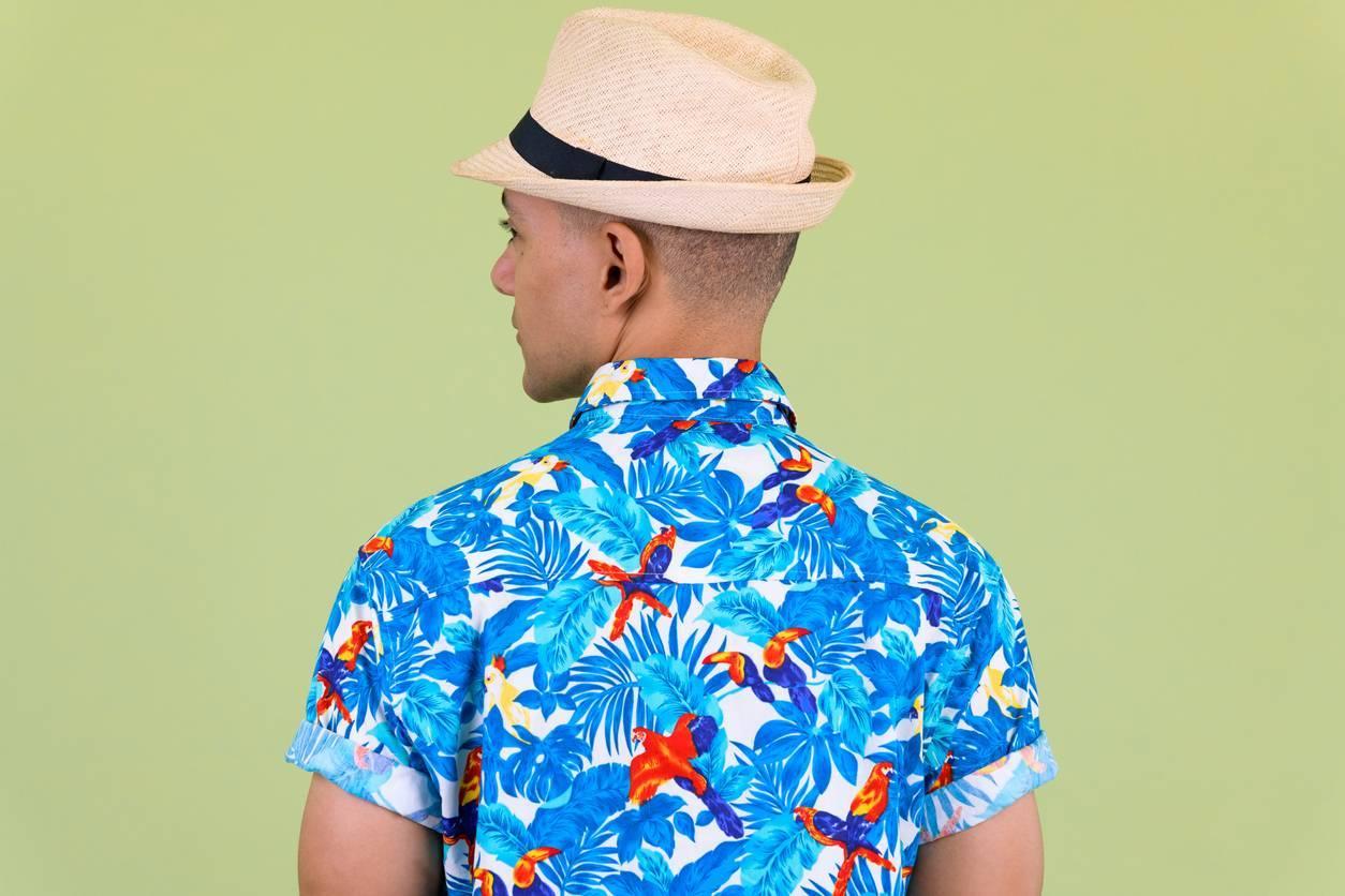 motif tropical mode