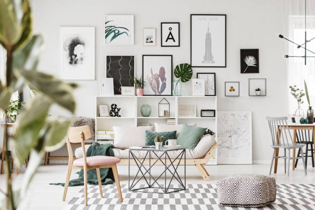 Décoration murale : quelles sont les règles ?