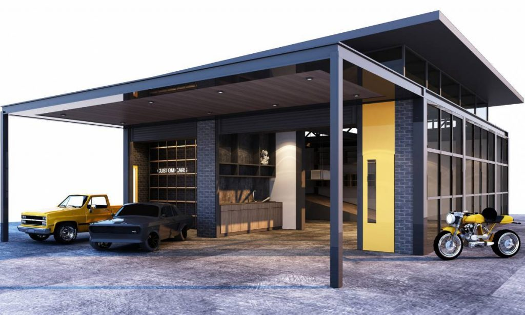 Le carport, une alternative design au garage classique