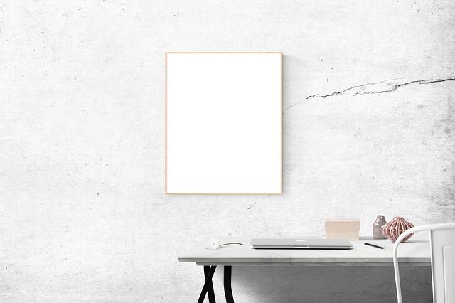 Utiliser des cadres photo au format A3 dans la décoration d'intérieur
