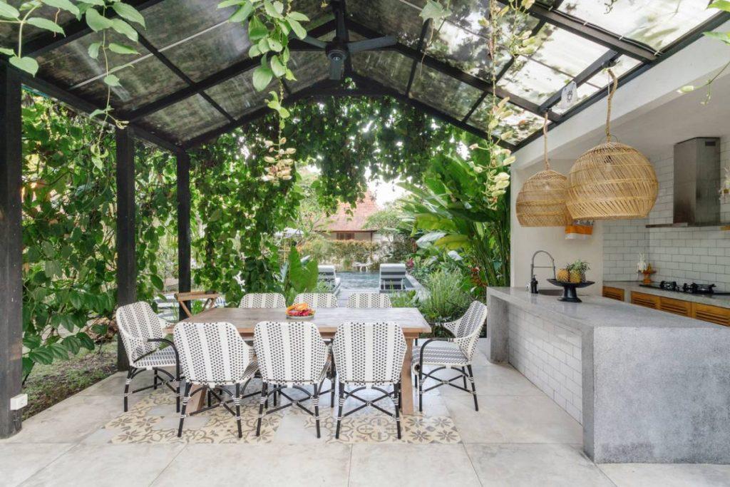 4 conseils pour aménager une cuisine d'été